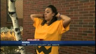 Former Inmate who claims she saw James Holmes in Jail