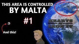 HOI4 - Modern Day Mod - Malta Conquers Europe - Part 1