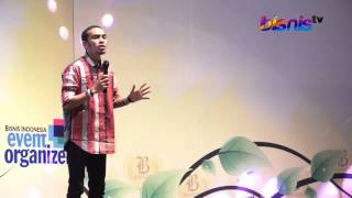 STAND UP COMEDY ABDUR: Bisnis Indonesia Award 2014