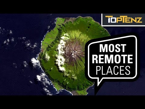 Top 10 Most Remote Places in the World