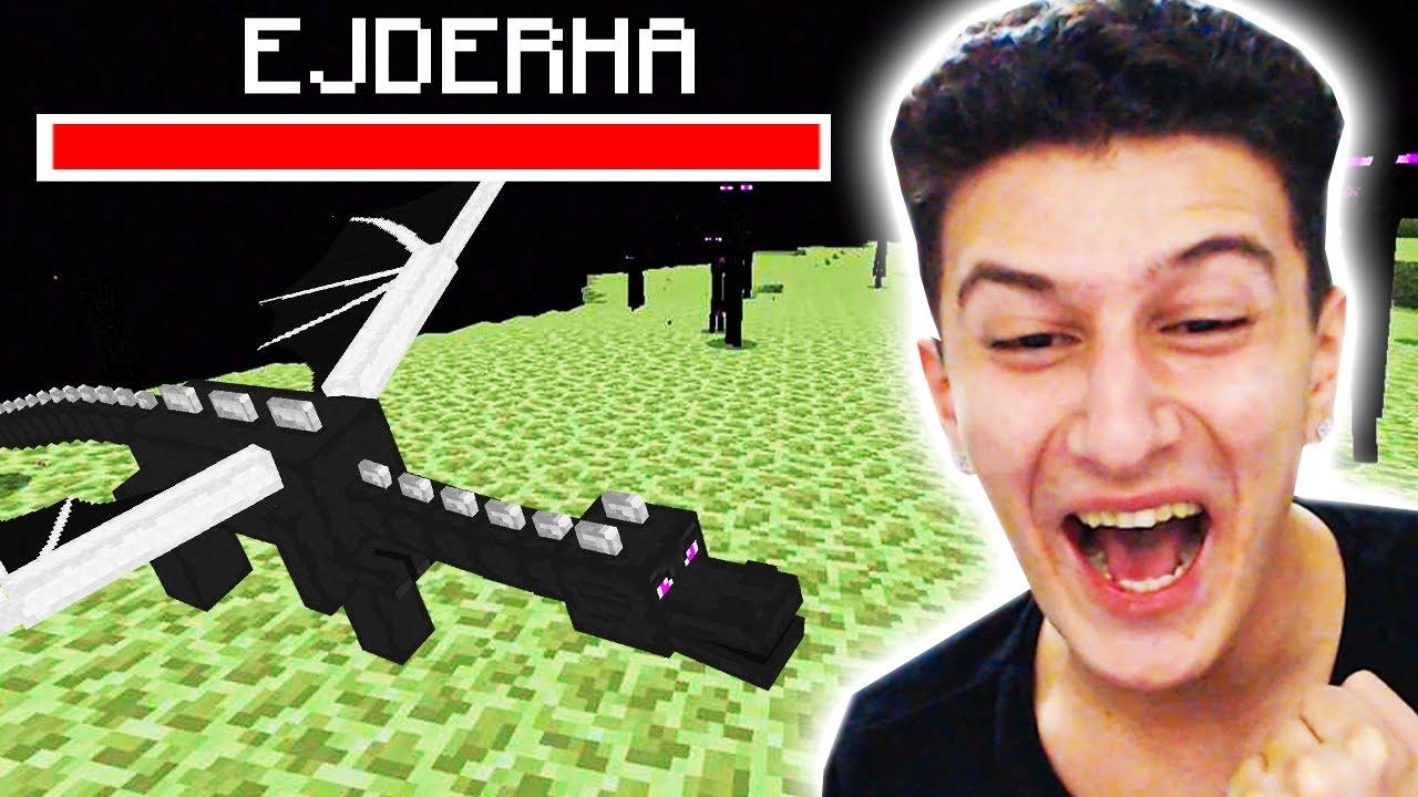 Download MİNECRAFTI BİTİRDİM 😱 Minecraft 29
