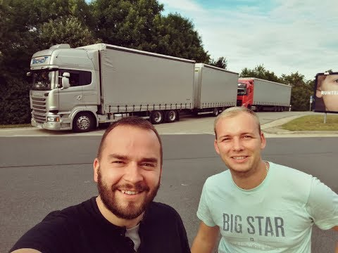 #truckerslifestyle s03 cz.4 || #Artdrive (72) WEEKEND WE FRA