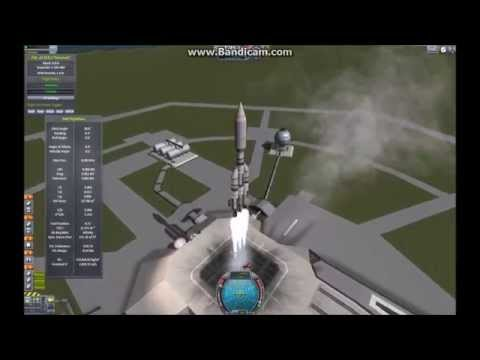 Kerbal Physics 101 - Max q (Dynamic Pressure)