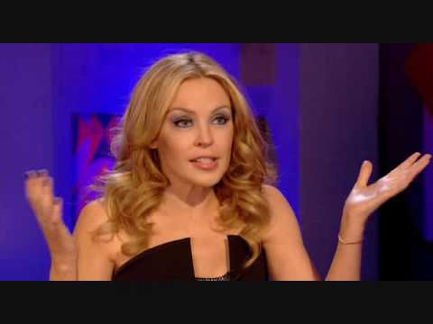 (HQ) Kylie Minogue on Jonathan Ross 2010.06.25 (part 1)