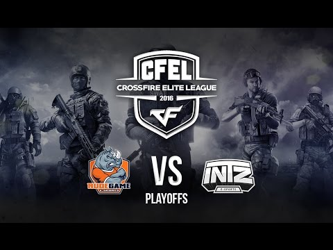 CrossFire - Rude vs INTZ - 2º Split/Semifinal - Elite League