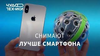 ТОП-5 камер, которые лучше смартфона
