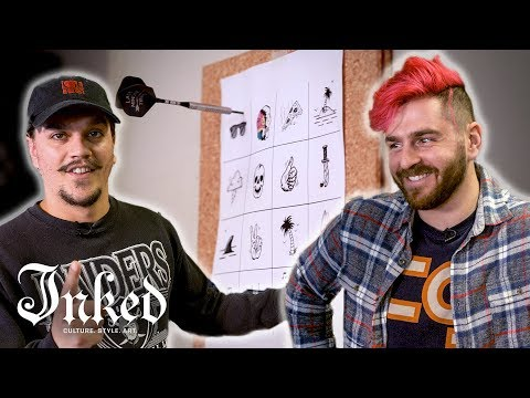 Last Minute Tattoos With Julien Solomita And Collin Duddy | INKED