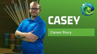 Meet Casey, an Optics Technician | Manufacturing Career Videos