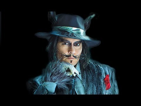 first look at johnny depp s wolf in into the woods amc movie news youtube. Black Bedroom Furniture Sets. Home Design Ideas
