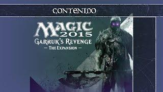 Magic 2015 dotp - Expansión - Garruk´s Revenge - Gameplay