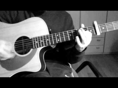 A place to be - Nick Drake - How to play