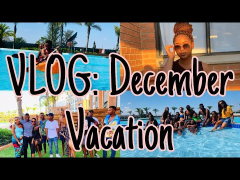 VLOG: December Vacation at The Blyde Pretoria | South African YouTuber| Reabetswe Ramafoko