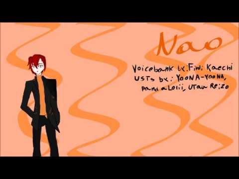UTAU - Nao - Demo Track
