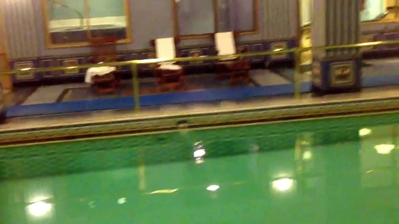 Swimming Pool At The Biltmore Hotel Los Angeles 4 2013 Youtube