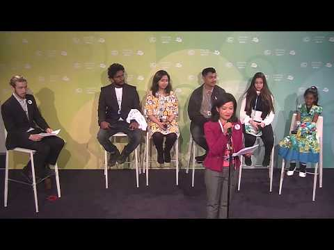 Youth Power the Planet: COP23 Activate Talk