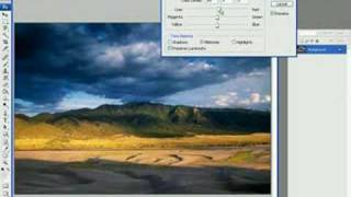 ADOBE PHOTOSHOP CS3 GAMMA,COLOUR CORRECTION