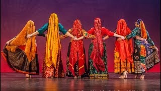 Slumdog Millionaire Ringa Ringa Bollywood Dance performed by Silk Road Dance Company
