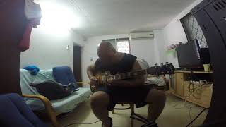 playing some BAROQUE style by Haim Tzarfati (clean guitar with no effects )
