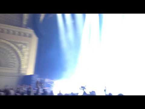 David Gilmour Auditorium Theatre 4/6/16