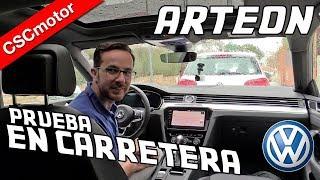 Volkswagen Arteon - 2018 | Prueba en carretera