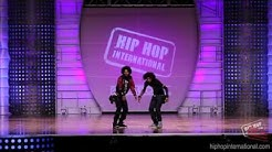 Les Twins music by Edit - Ants