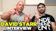 David Starr: Being Independent, Stamping On WWE Belt, Deathmatches & More