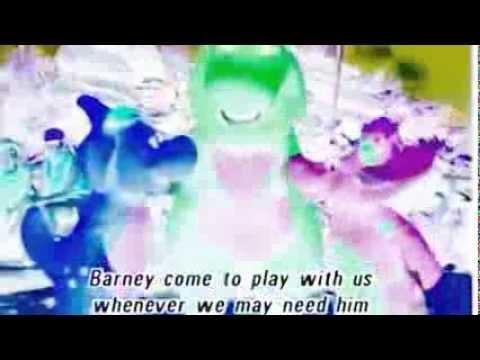Barney Theme Song - G Major | Doovi