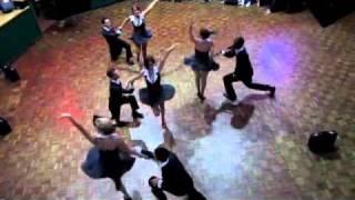 2011 Salsacraze LA Salsa Dance / Performance Team - Guaguanco de los Violentos