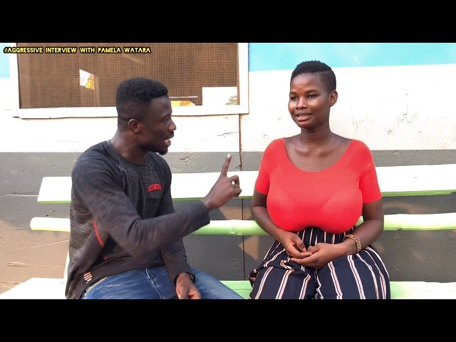 KWAKU MANU AGGRESSIVE INTERVIEW WITH PAMELA WATARA