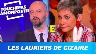 Les lauriers de Cizaire : les pires blagues d'Isabelle Morini-Bosc