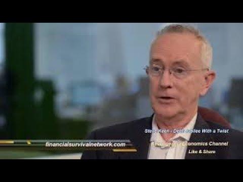 Steve Keen // Debt Jubilee With a Twist