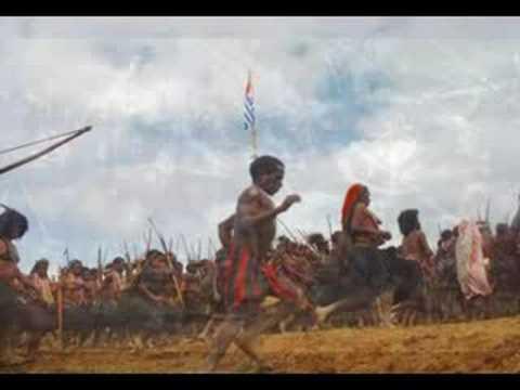 West Papua music : Kyamadu