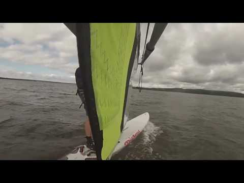 Planing in 10-11 knots: What board, what sail? | Windsurfing