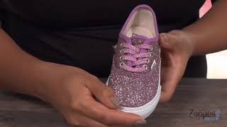 Vans Kids Authentic Glitter (Infant/Toddler) SKU: 9074908
