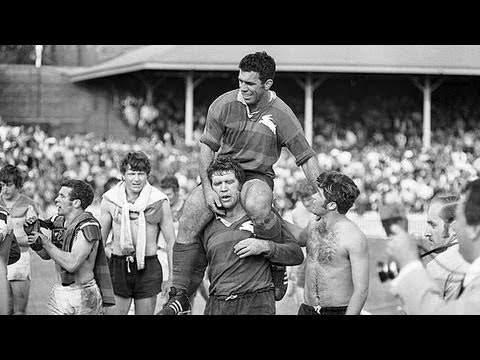 Perry Keyes - The Day John Sattler Broke His Jaw