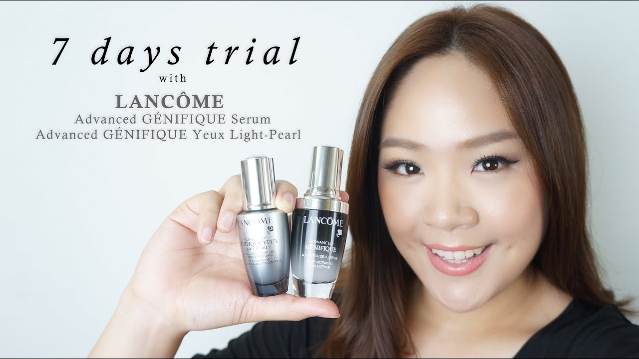 Review รีวิว 7 Days With Lanc 212 Me Advanced G 201 Nifique Serum