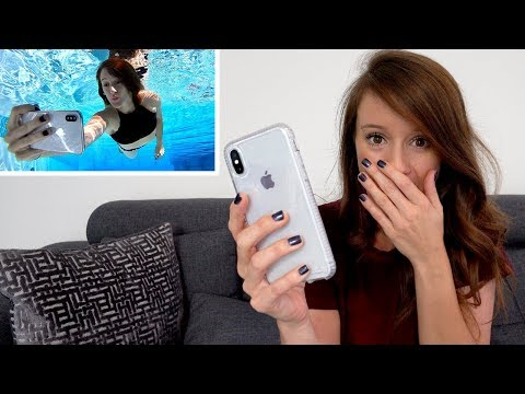 Download Youtube: Did My iPhone X Survive WATER? | #AskJenna