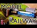 How to build a model railway in 4 minutes!