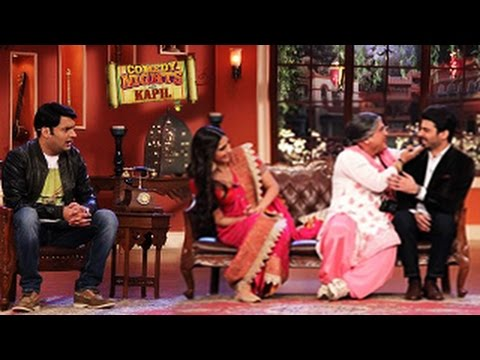 Sonam Kapoor, Fawad Khan on Comedy Nights With Kapil 26th July 2014 ...