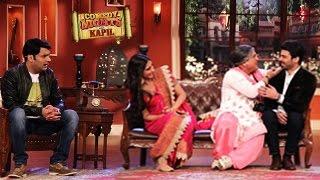 Sonam Kapoor, Fawad Khan on Comedy Nights With Kapil 26th July 2014 Full Episode | Khoobsurat