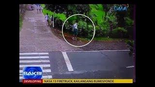 Saksi: Babaeng grade 7 student na isinakay sa van at dinukot, nakatakas