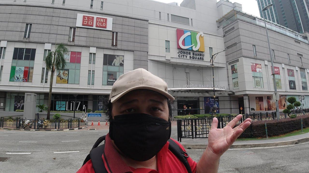 Download Johor Bahru : 17 months later.. City Sq / CIQ / Wong Ah Fook - Silence...but Hope prevails.