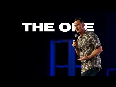 The One // Sermon On Marriage And Dating