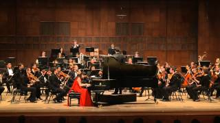 Hanqing Chang - Liszt Piano Concerto No 1 in E Flat Major