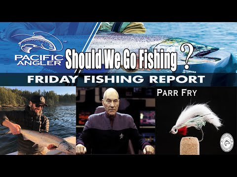 Pacific Angler Vancouver Fishing Report - March 20th, 2020 - What A Week