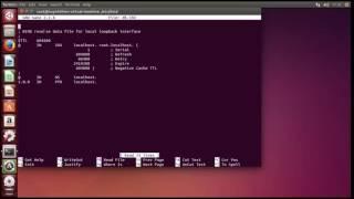 Setting up mail server on Linux Ubuntu 14.04