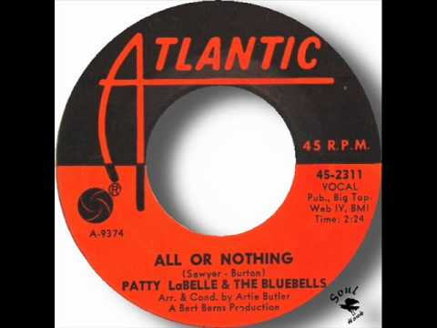 Patty Labelle & The Bluebelles - All Or Nothing.wmv