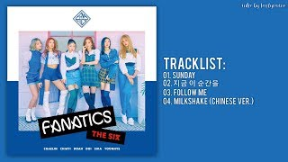 [Full Album] FANATICS (파나틱스) – The Six