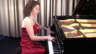 Olga Semenovich plays P. I. Tchaikovsky - Sleeping Beauty Waltz