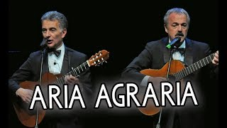 Les Luthiers · Aria Agraria